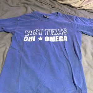 ETX chi omega t shirt